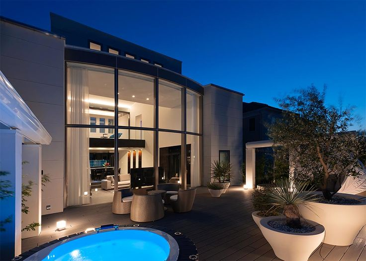 日常を消し去る次世代のリゾート 建築実例 高級注文住宅│アーネストアーキテクツ