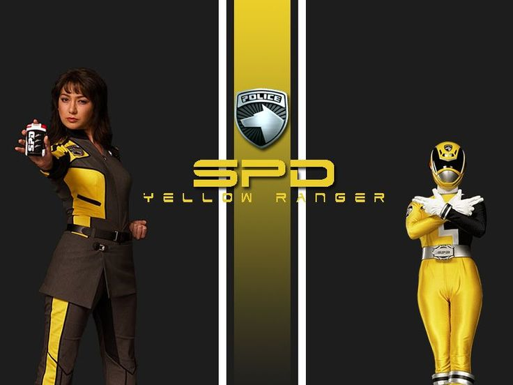 power rangers spd   2010 Power Rangers Images: Power Power Ranger Spd Yellow Ranger