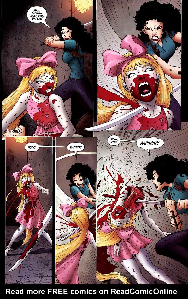 Anita Blake, Vampire Hunter: Guilty Pleasures Issue #12  Read Anita Blake,