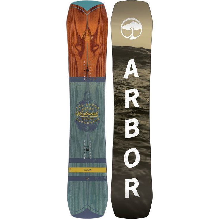Arbor - Westmark System Rocker Snowboard - One Color