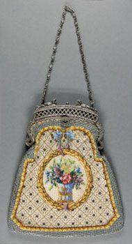 Philadelphia Museum of Art - Collections Object : Beaded Handbag