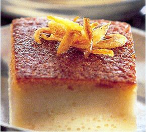 Coconut Custard - 1 1/2 cups coconut milk, 6 eggs, beaten, 3/4 cup palm sugar, 1 tsp vanilla, 1/2 teaspoon salt, Bake at 350F for 30 minutes - could add coconut flour for texture.