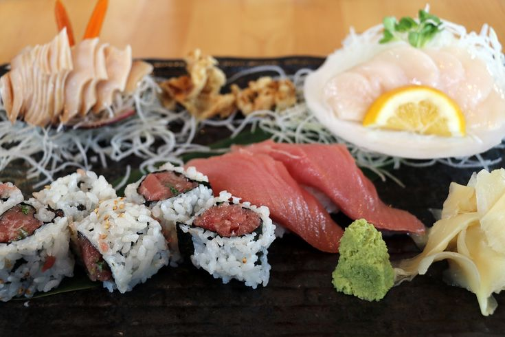 Bay Area Bites Guide to Five Top Sushi Bars in the East Bay