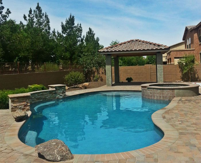 18 best great custom swimming pools images on pinterest for Arizona swimming pools