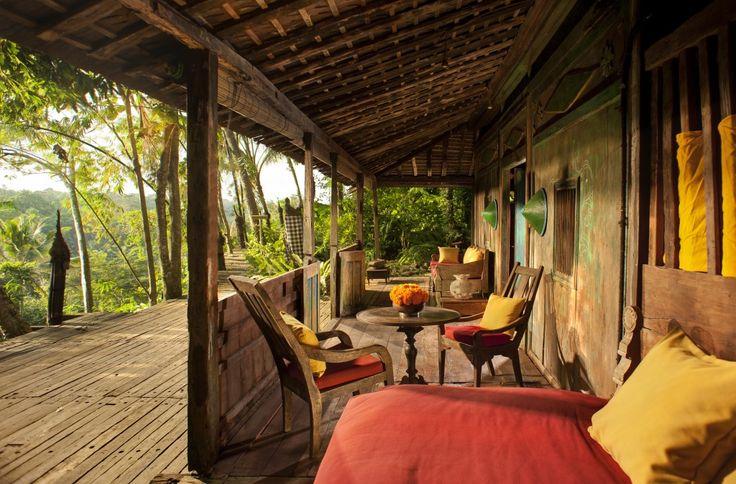 Bambu-Indah-Jawa-Lama-House