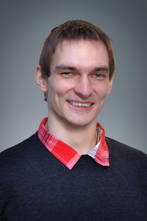 Michal Šturman  - loutkoherec,