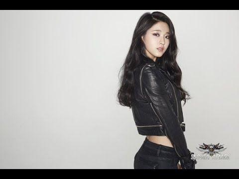 AOA's Seolhyun Transforms into Hot Lady Killer