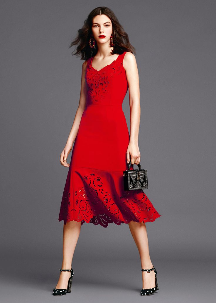 25  best ideas about Dolce gabbana red on Pinterest | Dolce ...