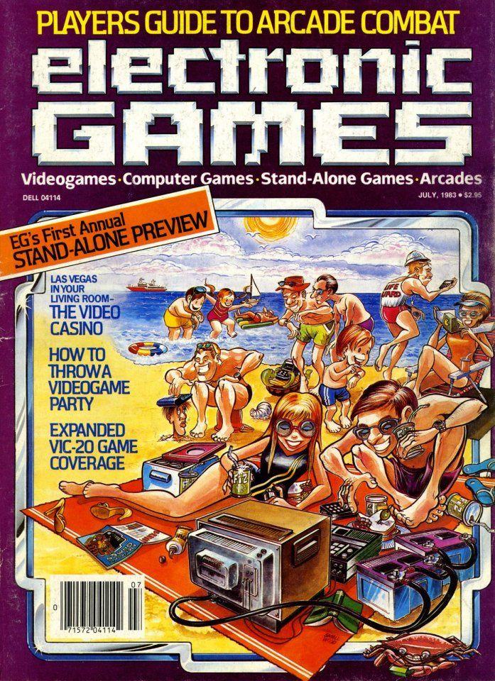Pin by Sixara™ Gaming on Gaming Magazines | Video game