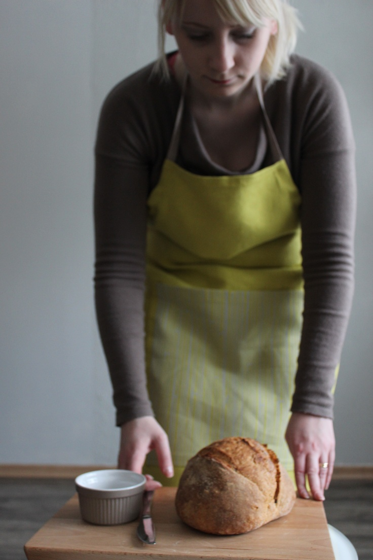 Delicious breakfast with Lempi design Apron