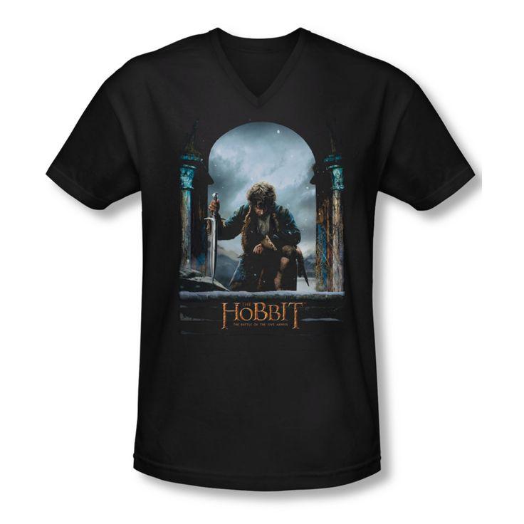 Hobbit Battle Of The Five Armies Dwarves Allover Sublimation T Shirt