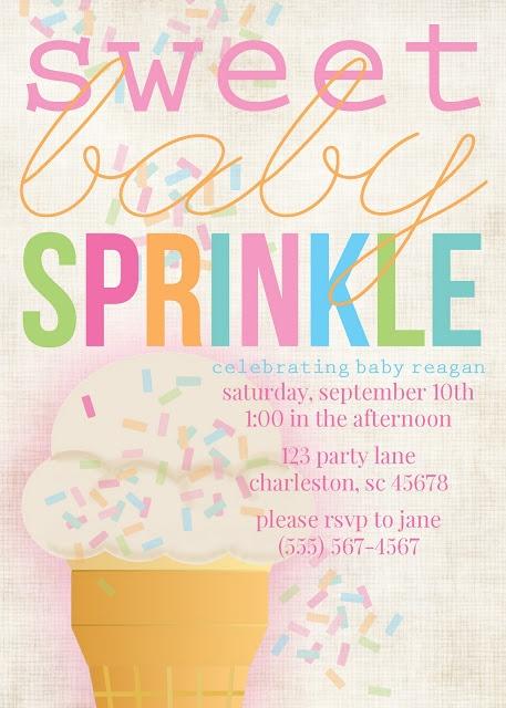 Baby Shower For Third Girl ~ Party box design september baby shower invites