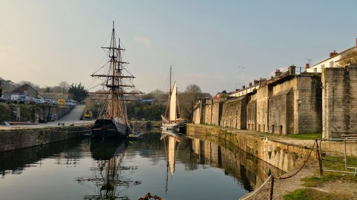 Poldark Filming Locations Charlestown Ships - acornishmum.com
