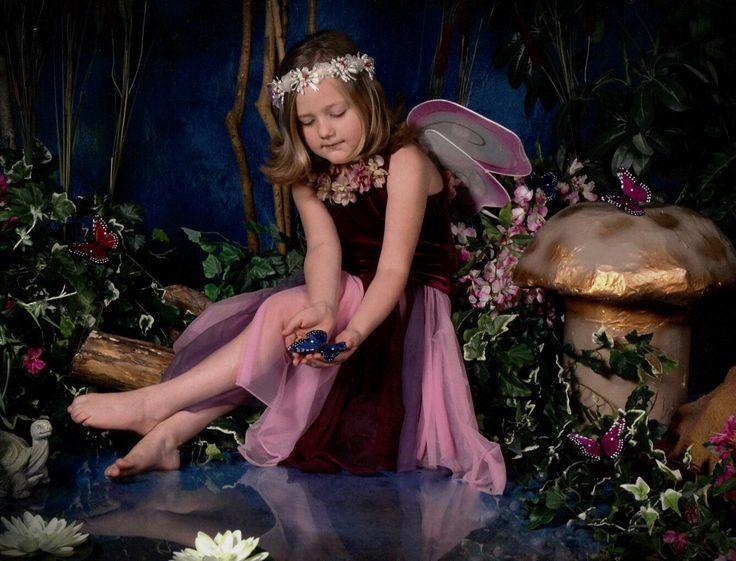 """Olivia age9 """"fairy tale"""" pic"""