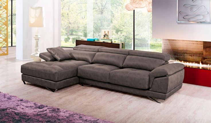 M s de 25 ideas incre bles sobre chaise longue sofa bed en for Sofa 4 plazas mas chaise longue