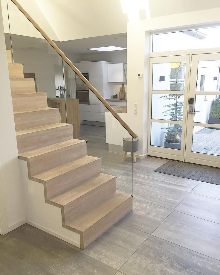 35 best Treppe images on Pinterest | Stairs, Stairway and Stairways