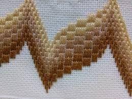 Resultado de imagen para bargello bordado