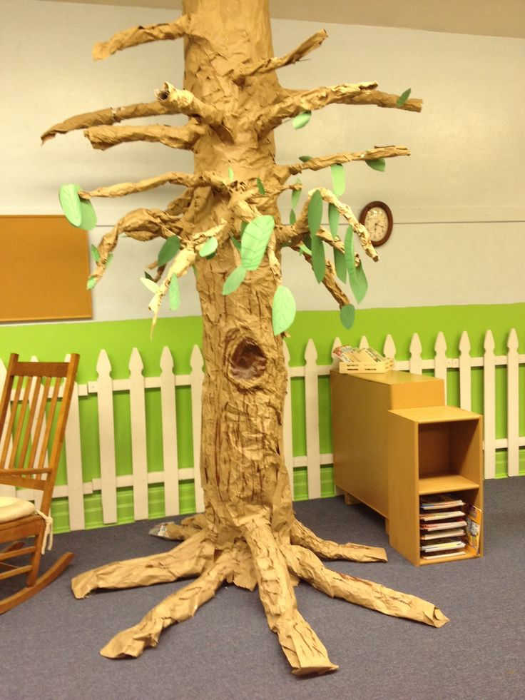 Our classroom tree.