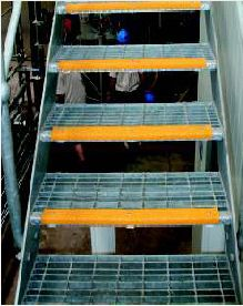 Safe Series offers an extensive range of Industrial Anti Slip FRP Stair Nosing (Stair nosing) and Anti-Slip Stair Treads at an unbeatable price range.