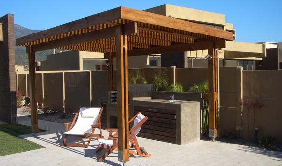 Outdoor Wellness Living: Arquitectura de Exteriores,Piscinas Lúdicas & SPA, Baños de Vapor, Quinchos de Lujo, Decks, Paisajismo: HomeKit