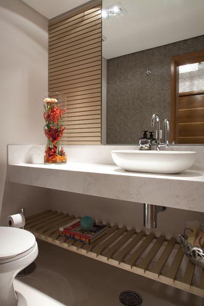 ARQUI-FAROFA - Arquitetura e design: PEQUENO LAVABO