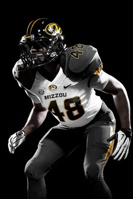 New Mizzou uniform