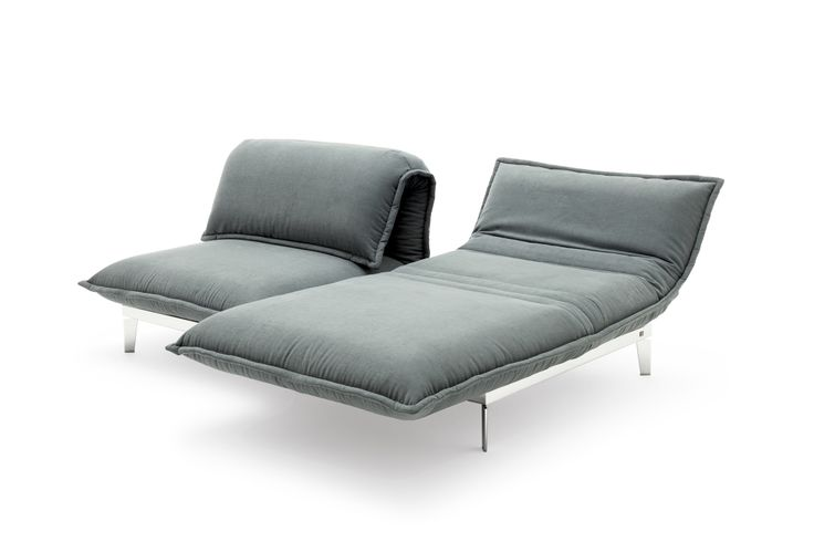 Rolf Benz NOVA reclining sofa. Rolf Benz Studio, Boston, MA