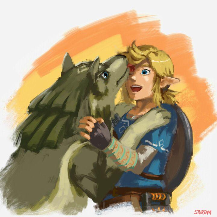 Зельда волк игра онлайн секс фото 384-763