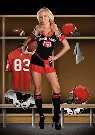 """Résultat de recherche d'images pour """"tenue football americain femme"""""""