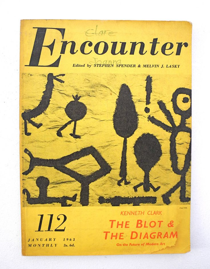 Encounter Magazine | by World of Good
