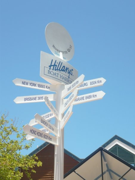 The Hillarys Boat Harbour