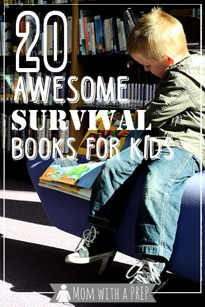Mom with a PREP | 20 Amazing Survival Stories for Kids from 4-18. Help your child learn about the wonders of nature and survival in these awe-inspiring stories of kids survived it!