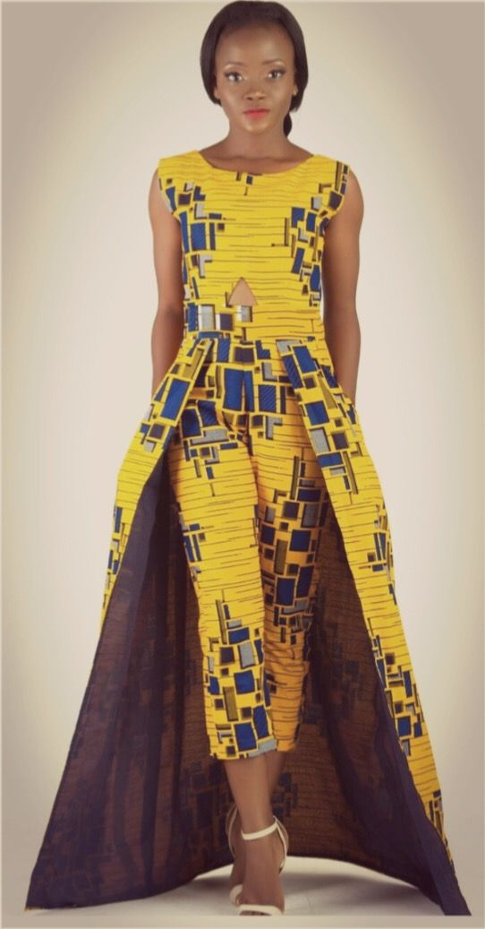 Newest African style clothing