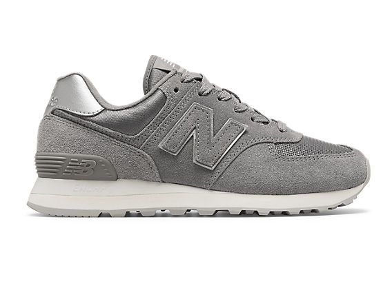 reputable site a450a abc18 574 Sateen Tab | Trainers in 2019 | Grey new balance, New ...