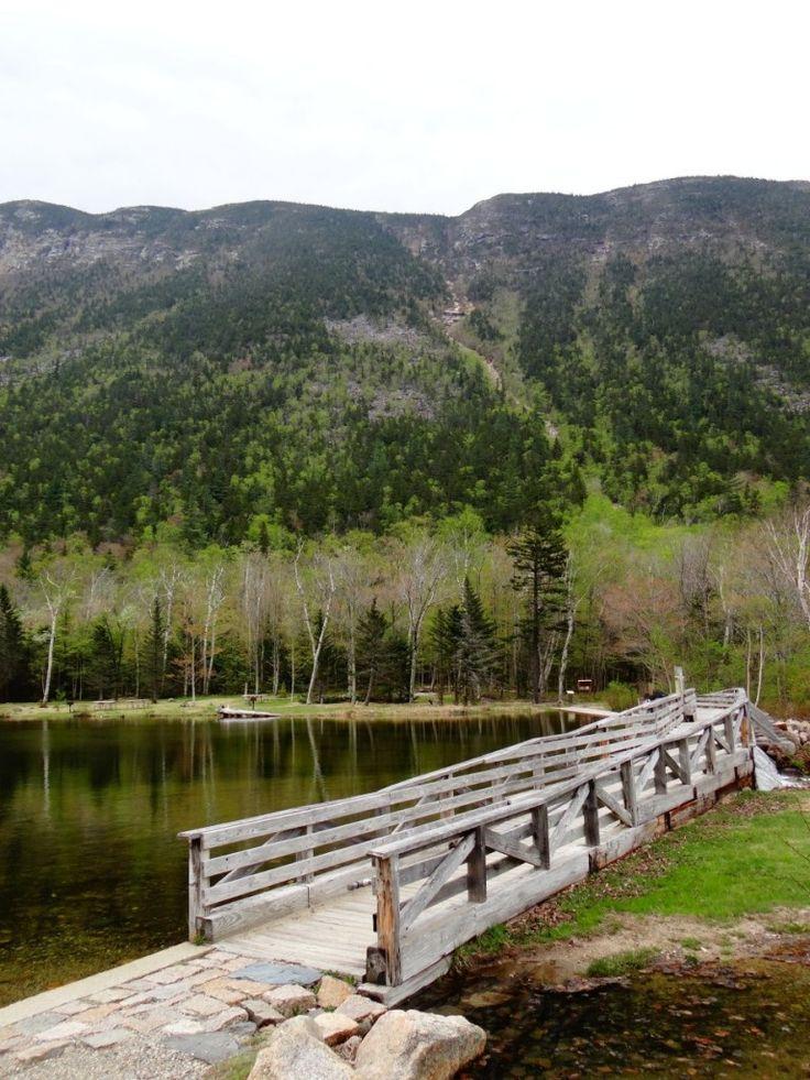 White Mountains Portland dans le Maine (USA) est l'endroit le plus proche de la…