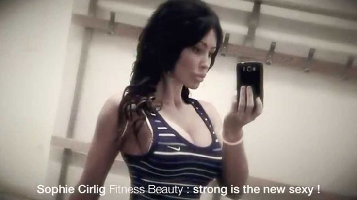Sophie Cirlig Fitness Beauty : strong is the new sexy !