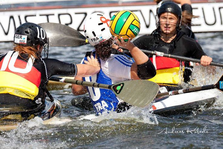 Essen is ready for the 2015 European Canoe Polo Championships