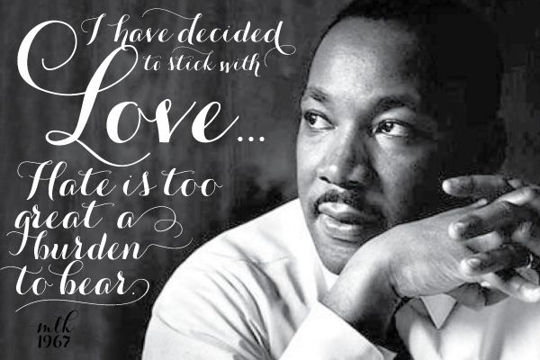 Today, my Mutual Monday is all about Martin Luther King, Jr. and his impact on m…