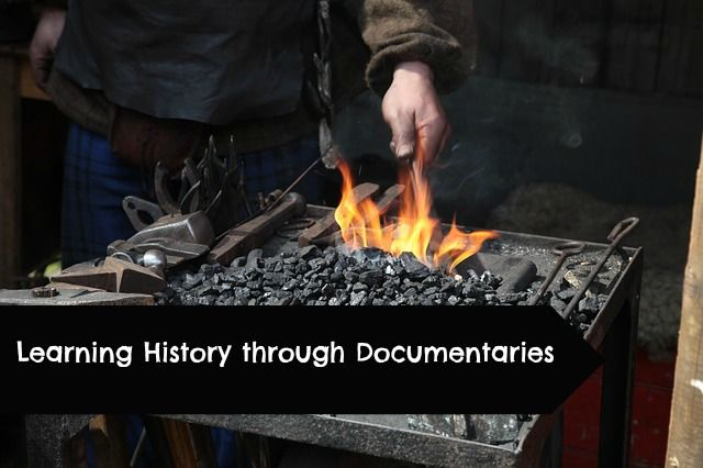 Learning History through Documentaries | Eclectic Homeschooling