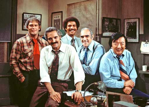 "Cast photo for ""Barney Miller"""