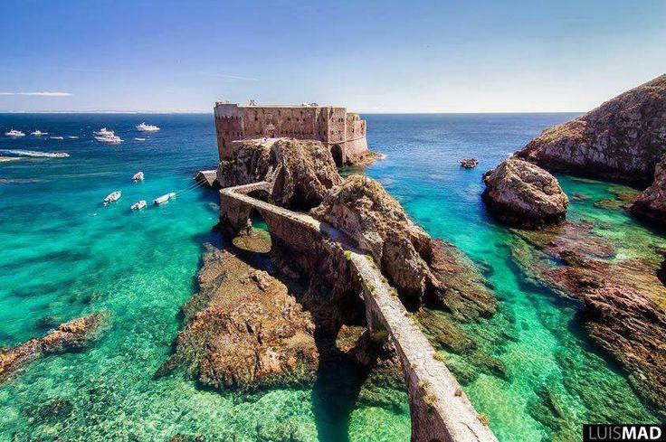 Ilha das Berlengas - Portugal