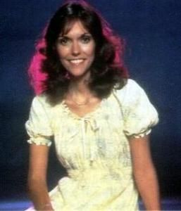 #Karen Carpenter/1950–1983 / age 33 /   She suffered from anorexia nervosa, an eating disorder, which was a little-known illness at the time. She died at the age of 32 from heart failure, caused by complications related to her illness which caused her to believe that she needed to lose weight.