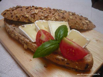 Az áfonya mámora: Sokmagos szendvicsrúd