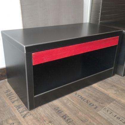 Meuble tv métal design www.loftboutik.com