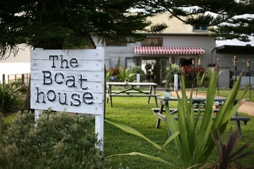 THE BOATHOUSE - Palm Beach