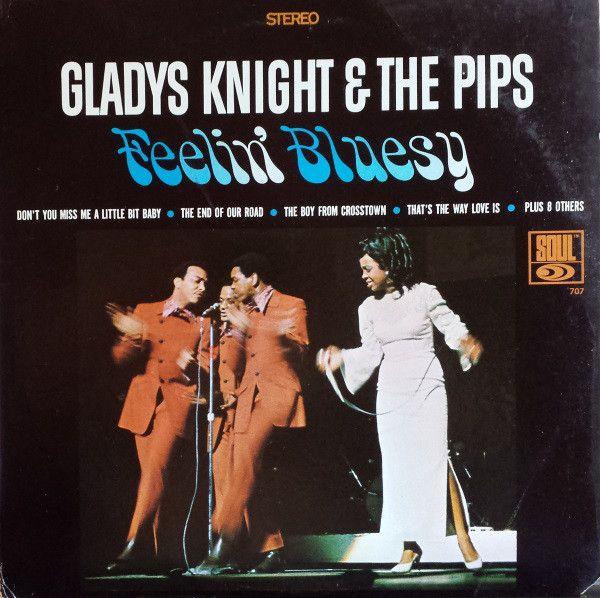 Gladys Knight The Pips Feelin Bluesy