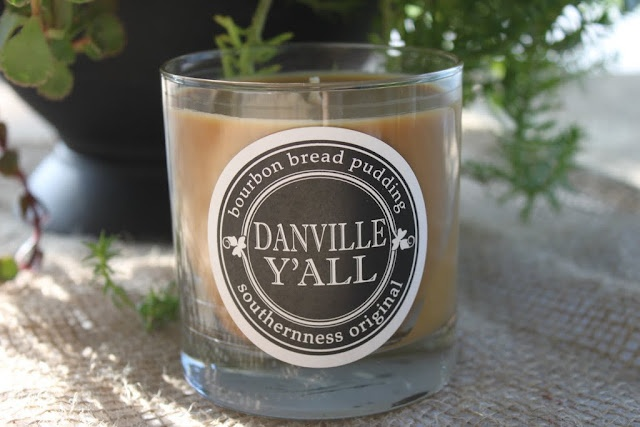 Mirabelle Creations: Southerness Candle