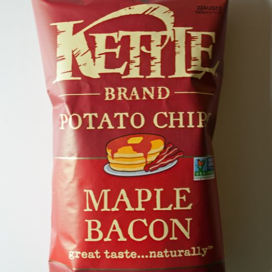 Taste Test: Kettle Maple Bacon and Sweet & Salty Chips