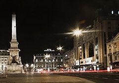 Joel Vieira - Square In Lisbon At...