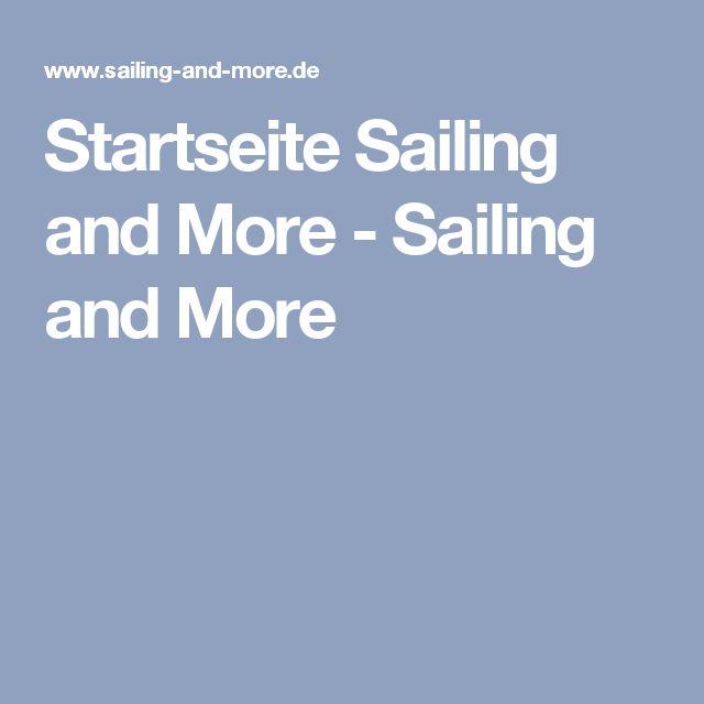 Startseite Sailing and More - Sailing and More